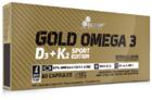 Olimp Gold Omega 3 D3 + K2 - 60 капc