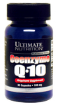 Coenzyme Q-10 100 Ultimate Nutrition - 30 кап