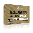 Kolagen Activ Plus Sport Edition Black - 80таб